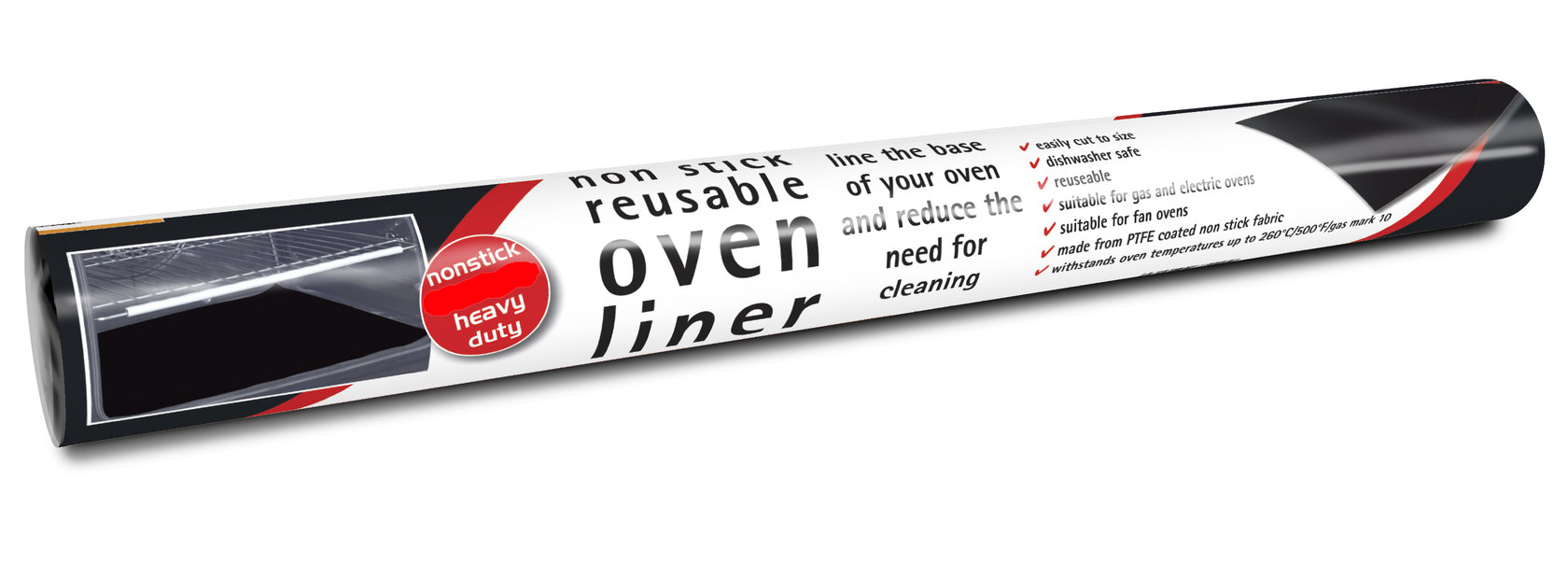Oven Liner - heavy duty