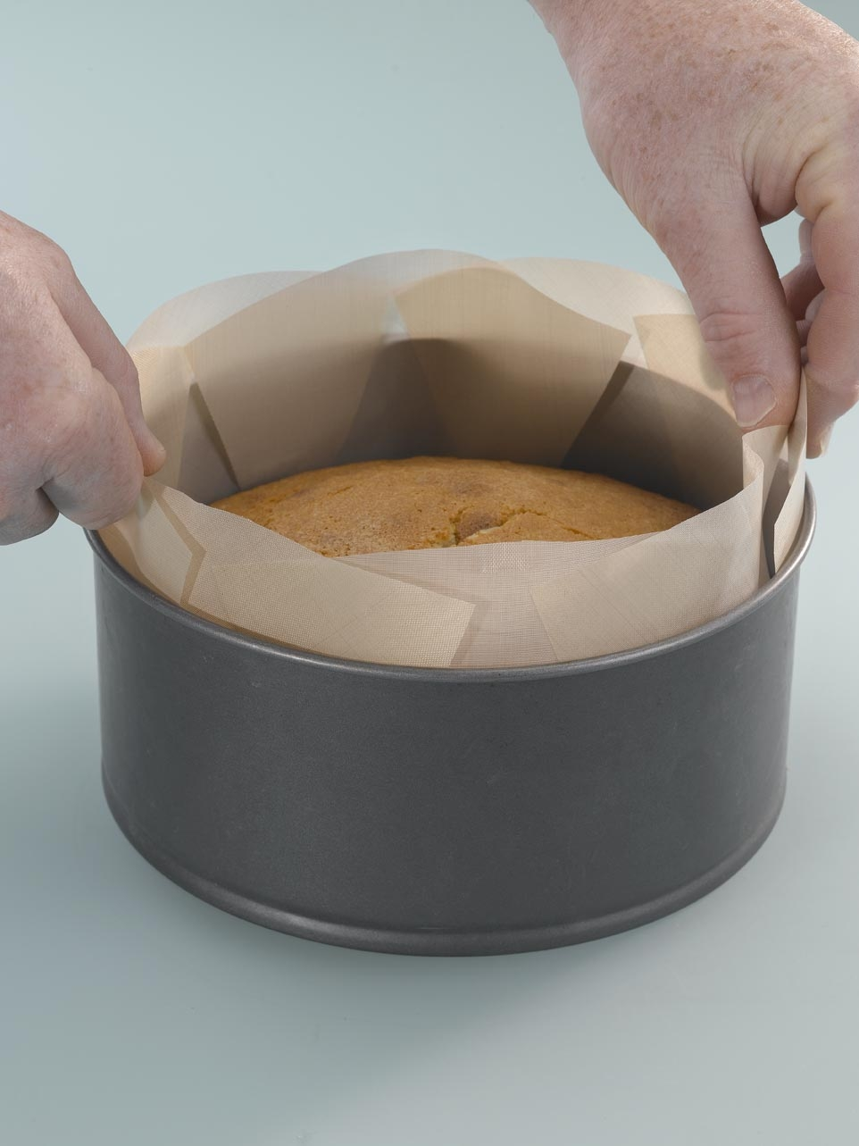 Cake Mix For  Inch Tin