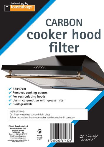 Cookerhood Filter - Carbon