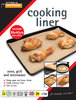 cooking liners / cookasheets