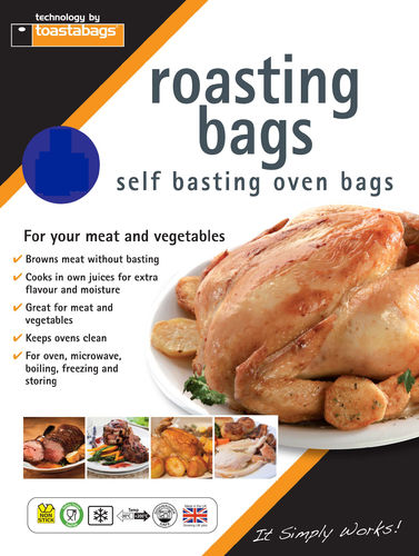 Oven Roasting Bag - Medium 35 x 43 cm