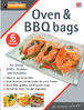 Oven & BBQ bags 6pk standard