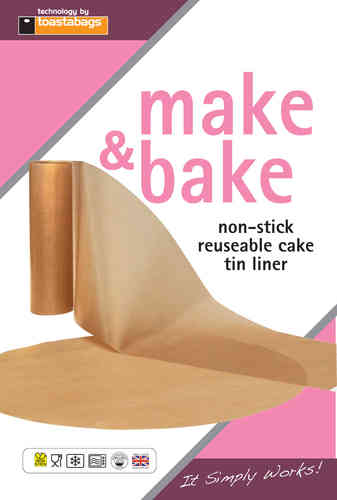 Make & bake cake tin