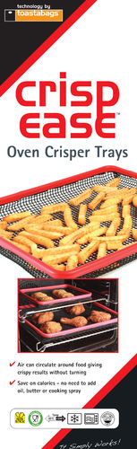 oven crisper 3pc set - great value